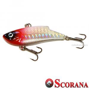 Воблер Scorana Vibster 60S 60 мм / 10 гр / цвет: HRH