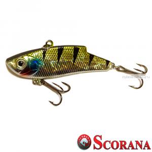 Воблер Scorana Vibster 60S 60 мм / 10 гр / цвет: ZND