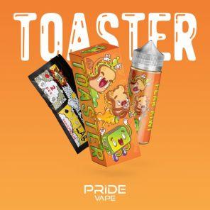 Е-жидкость Toaster- Pear, kiwi, 120 мл.