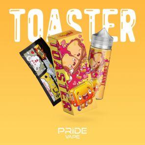 Е-жидкость Toaster- Pomegranate, currant, 120 мл.