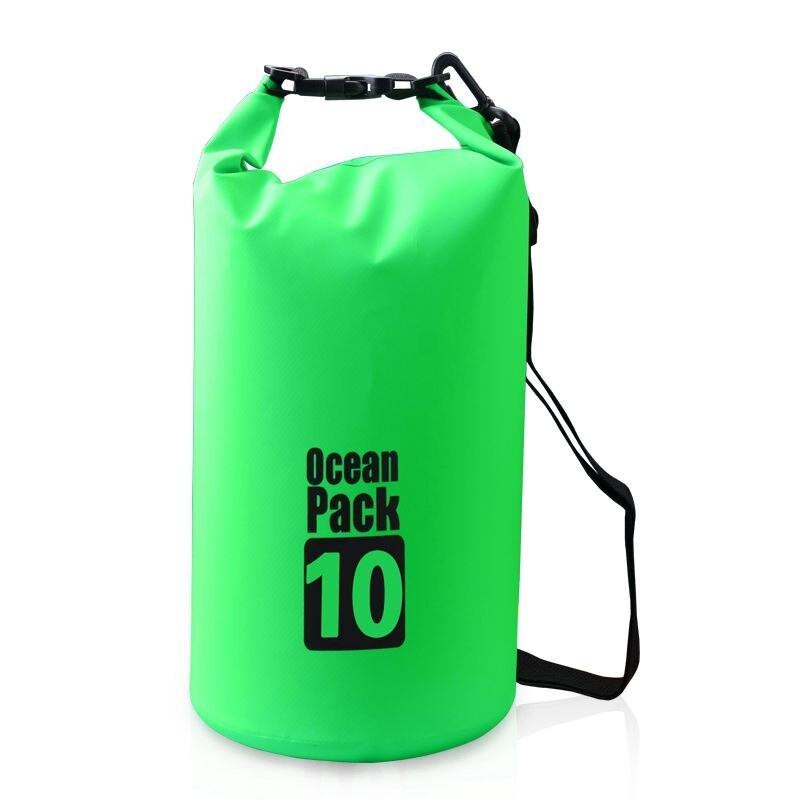 Гермомешок  Ocean Pack, 20 L, Цвет Зеленый