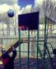 Баскетбольный щит к серии Олимпик