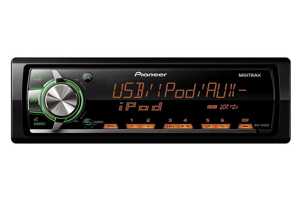 Pioneer MVH-460UI