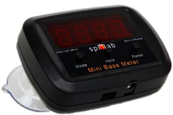 Mini Bass Meter