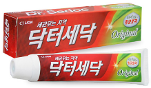 CJ Lion Зубная паста Dr. Sedoc Original c маслом чайного дерева 20 г