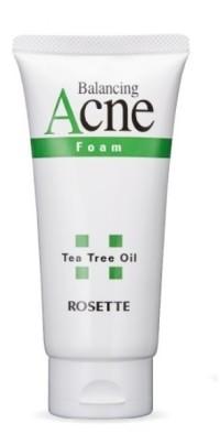 """""""Rosette"""" """"Acne Foam"""" Пенка для умывания для проблемной кожи с натуральным маслом чайного дерева, 120 гр. 1/48"""