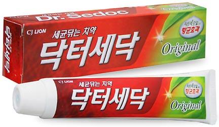 CJ Lion Dr. Sedoc Зубная паста Масло чайного дерева против бактерий 100 г