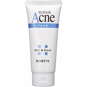 """""""Rosette"""" """"Acne Foam"""" Пенка для умывания для проблемной подростковой кожи с серой, 120 гр."""