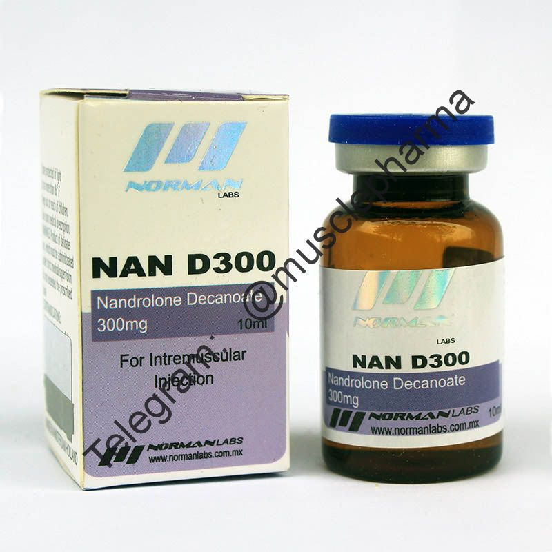 NAN D300 (NORMAN LABS). 300mg/ml 10ml * 1 флакон