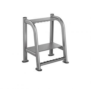 Вертикальная стойка для олимпийских грифов и аксессуаров AeroFit Impulse Techno IT7032