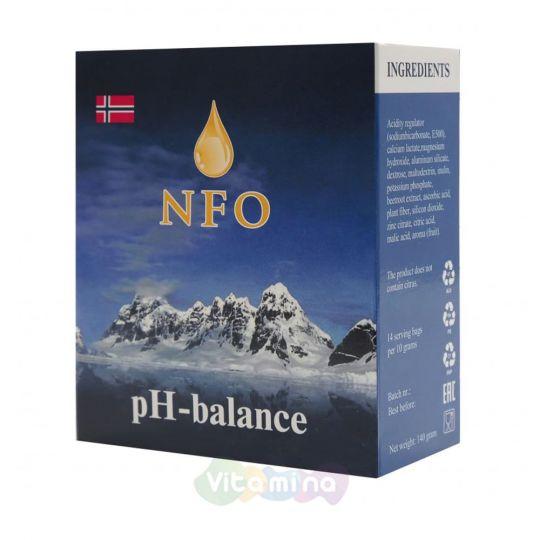 NFO pH-баланс 10 гр. 14 пак.