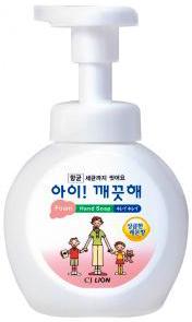 CJ Lion Пенное мыло для рук Ai-Kekute с ароматом лимона 250 мл