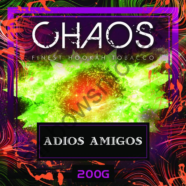 Chaos 200 гр - Adios Amigos (Адьес Амигос)