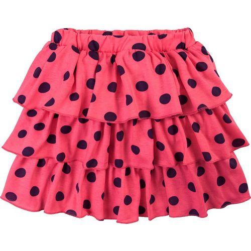 Юбка для девочек 2-5 лет Bonito BK1193Y малиновая