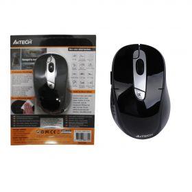 Мышь беспроводная G9-570HX черный A4TECH черный