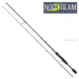 Спиннинг Norstream Nibble 1,96 м / тест: 0,8-6 гр NBS-662UL