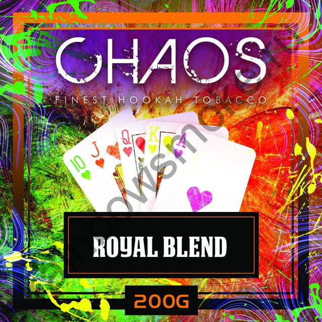 Chaos 200 гр - Royal Blend (Королевская Смесь)