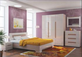Спальня Палермо МДФ