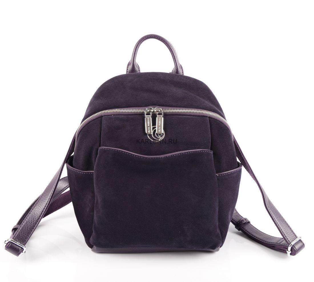 Рюкзак женский Velina Fabbiano (тёмный индиго)