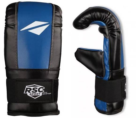Перчатки снарядные RSC BF BX 102 синие
