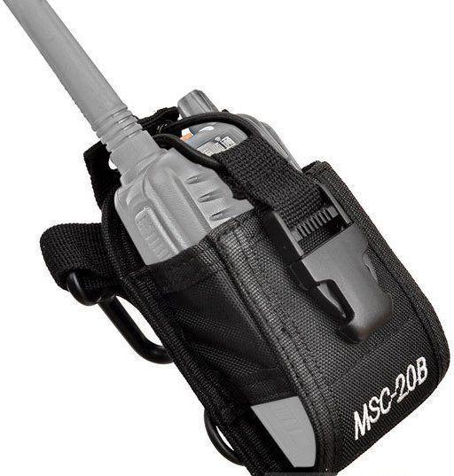 Чехол для раций Baofeng MSC-20B черный / универсальный