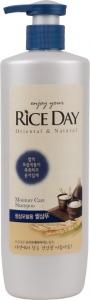 CJ Lion Riceday Шампунь для нормальных волос Увлажняющий 550 мл