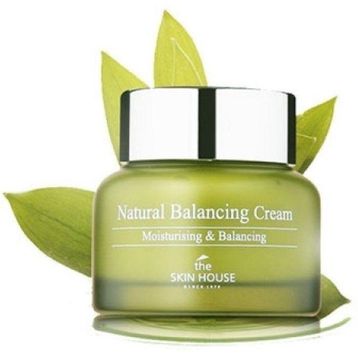 Балансирующий крем Natural Balancing, 50г, The Skin House