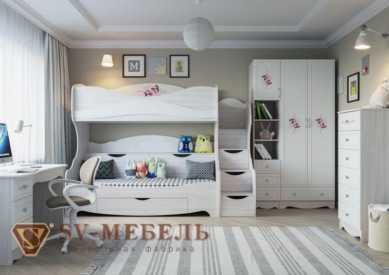 АКВАРЕЛЬ 1 св мебель