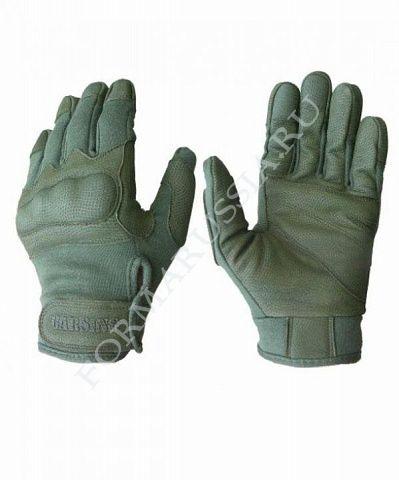 Перчатки тактические инферно GSG-50 oliva