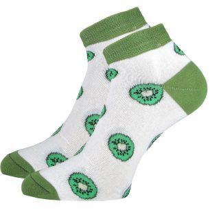 Женские укороченные носки 2182 Фрукты