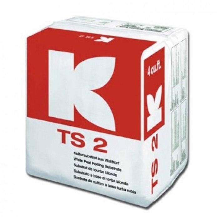 "Торфяной субстрат ""Klasmann TS2"" (рец.420 средний) 1л (ручная фасовка)"