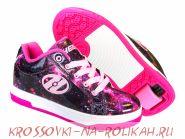 Роликовые кроссовки Heelys Split HE100382