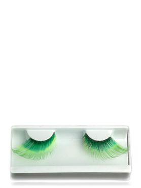 Make-up Atelier Paris Накладные ресницы зеленые с переходом цвета CIL4581