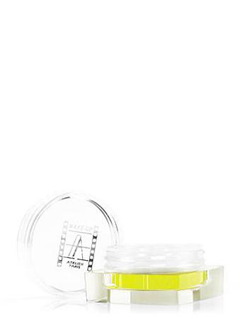 Make-up Atelier Paris Рассыпчатая флуоресцентная пудра PF2 желтый