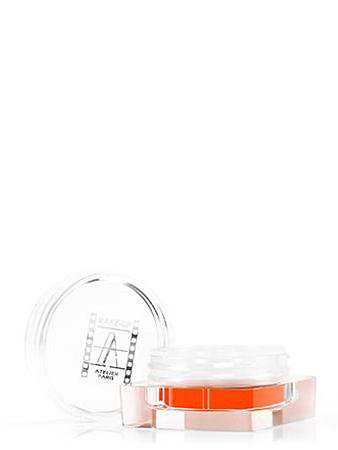 Make-up Atelier Paris Рассыпчатая флуоресцентная пудра PF8 красно-оранжевый