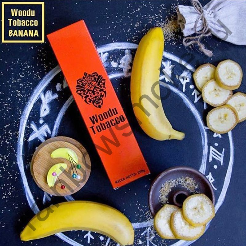 Woodu 250 гр - Банан (Banana)