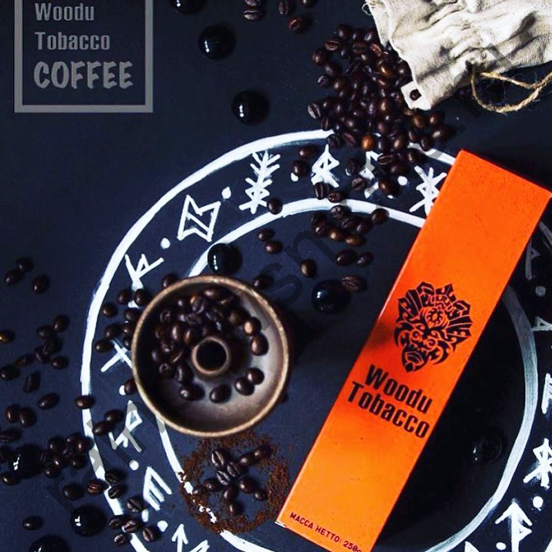 Woodu 250 гр - Кофе (Coffee)