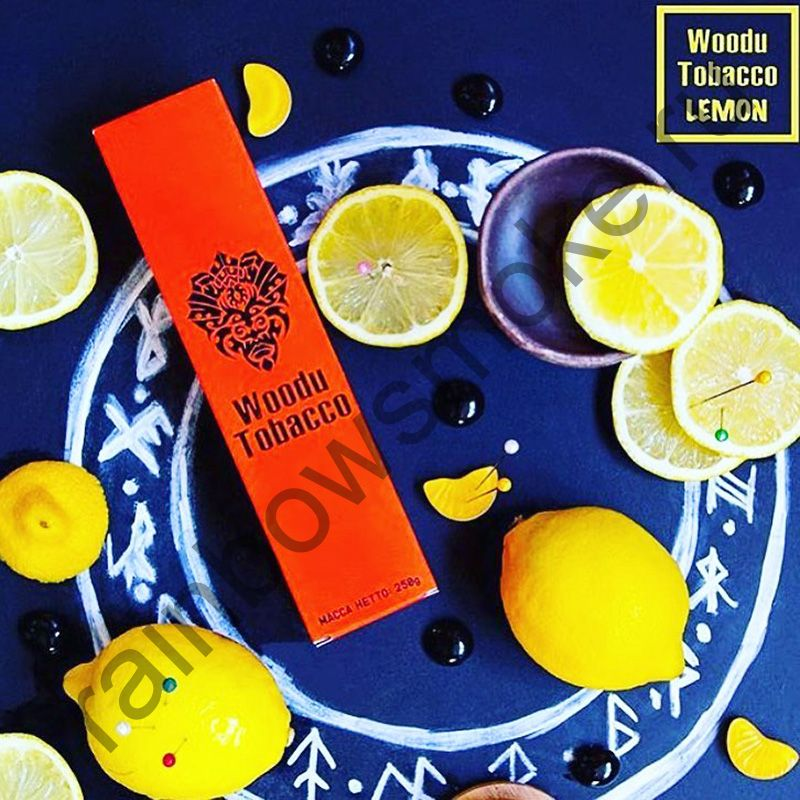 Woodu 250 гр - Лимон (Lemon)