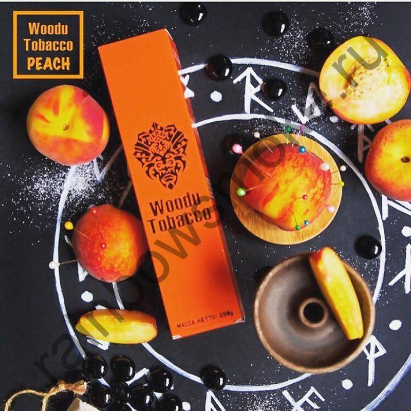 Woodu 250 гр - Персик (Peach)