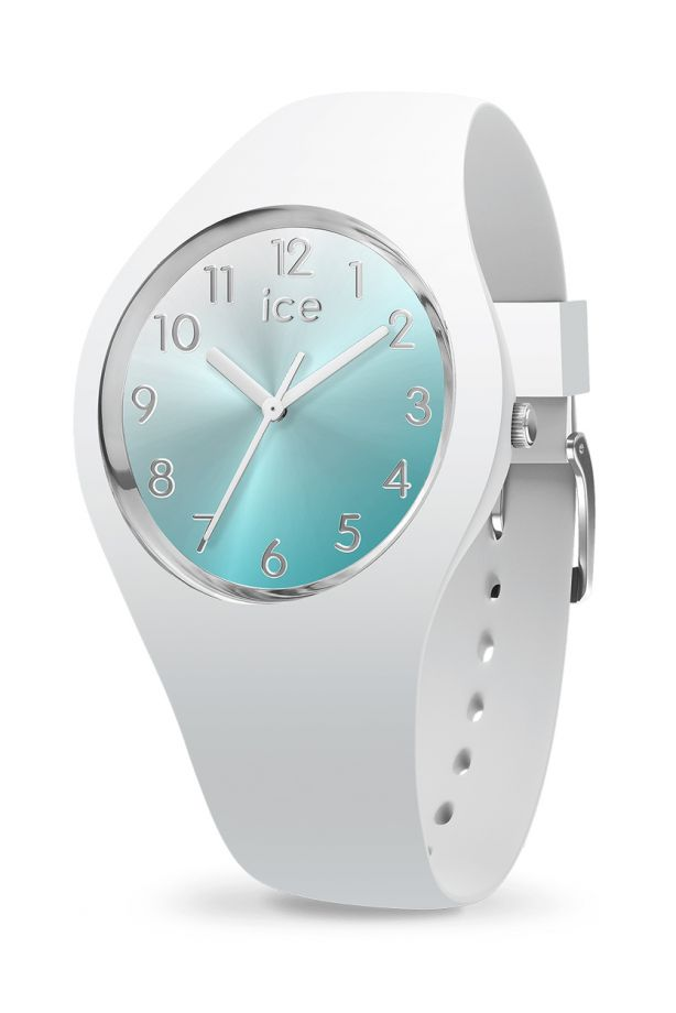 Ice-Sunset Turquoise with numbers