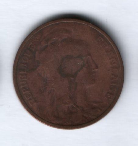 5 сантимов 1916 года Франция