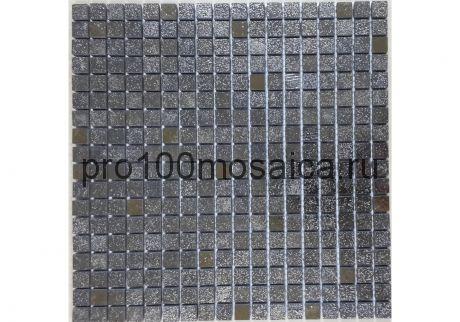 Декор LAVA PIXEL. Мозаика серия LAVA, размер, мм: 300*300*8 (ORRO Mosaic)