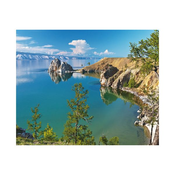 Картина по номерам Озеро Байкал 40*50 см