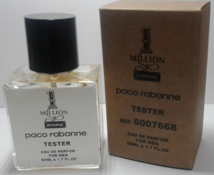 Мини-Tester Paco Rabanne 1 Million Intense 50 ml (ОАЭ)