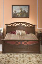 Кровать ЭЛЕГАНЦА 160*200 с изножьем