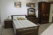 Кровать ЭЛЕГАНЦА В 120*200 эмаль
