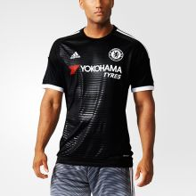Футболка adidas Chelsea Football Club 3 Jersey чёрная