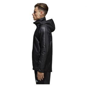 Непродуваемая куртка adidas Condivo 18 чёрная