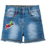 Джинсовые шорты для девочек Bonito Jeans MUSIC