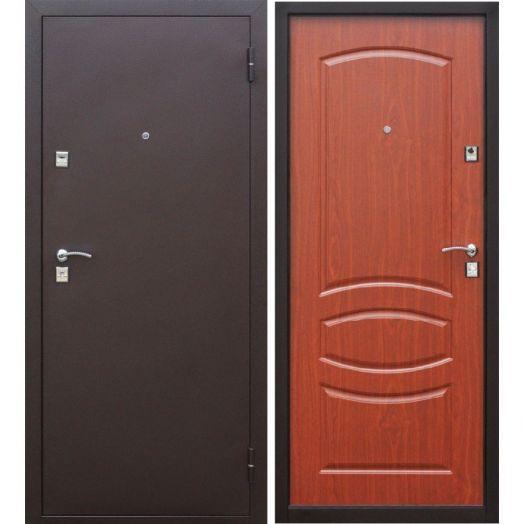 Входная дверь СТРОЙГОСТ 7-2 Итальянский орех